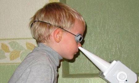 Как прогреть нос в домашних условиях ребенку