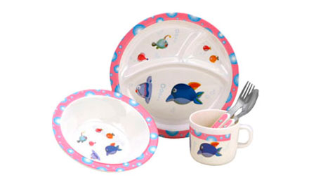 Отдельная посуда для ребенка