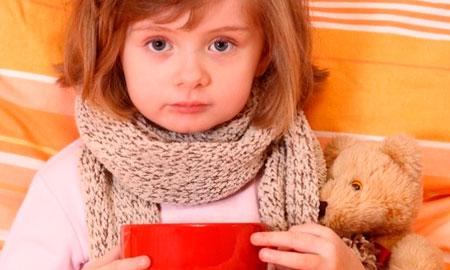 Низкий иммунитет у ребенка
